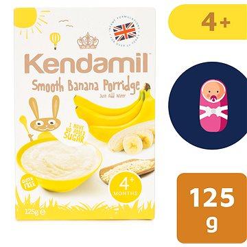 Kendamil Jemná detská banánová kaša 125 g - Mliečna kaša