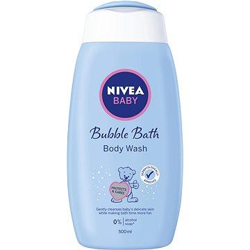 Nivea Baby Cream Bath 500 ml - Detská pena do kúpeľa