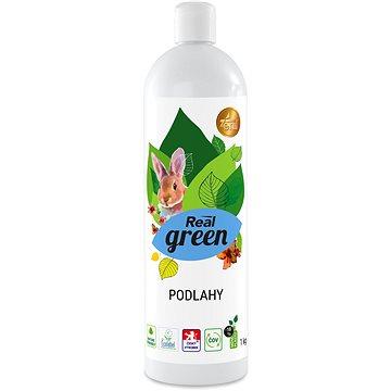 REAL GREEN podlahy 1 kg - Ekologický čistiaci prostriedok