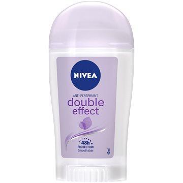 NIVEA Double Effect Violet Senses 40 ml - Dámsky antiperspirant