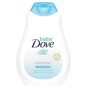 DOVE BABY Rich Moisture šampon 400ml - Detský šampón