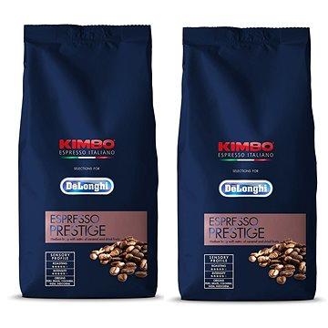 De'Longhi Espresso Prestige, zrnková, 2× 1000 g - Káva