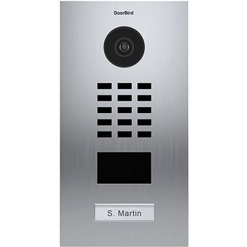 DoorBird D2101V - Videovrátnik