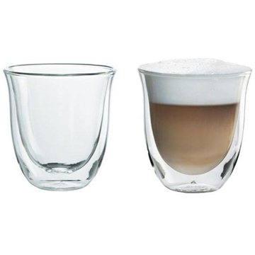 De'Longhi - Sada pohárov, 2 ks Cappuccino - Sada pohárov