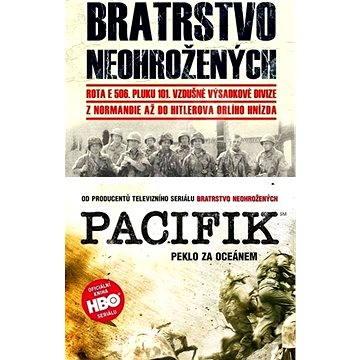 2 válečné romány z druhé světové války za výhodnou cenu