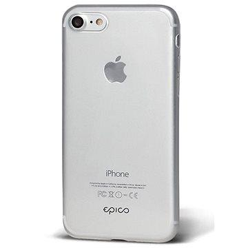 Epico Ronny Gloss pre iPhone 7/8/SE 2020 biely transparentný - Kryt na mobil