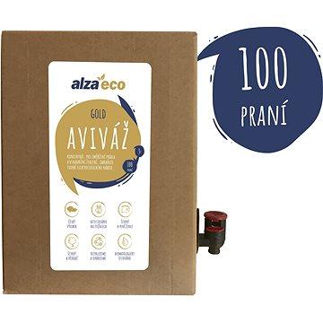 AlzaEco Gold 3 l (100 praní) - Ekologická aviváž