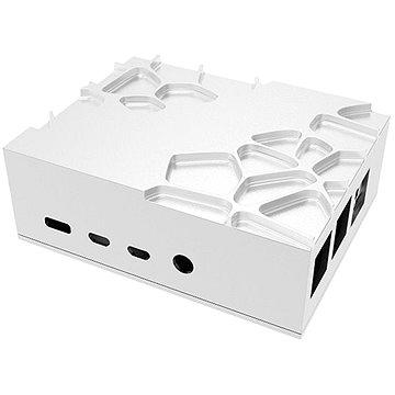 AKASA – Gem Pi 4 hliníková skrinka pre Raspberry Pi 4 Model B/A-RA09-M1S - PC skrinka
