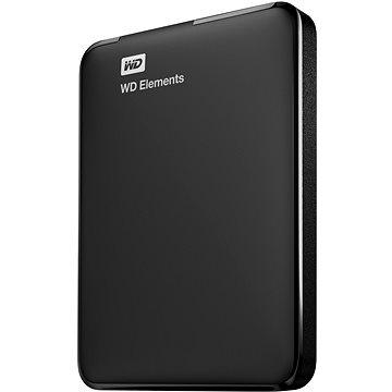 """WD 2.5 """"Elements Portable 3TB čierny - Externý disk"""