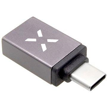 FIXED Link USB-A 3.0 na USB-C sivá - Redukcia