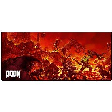 Doom Retro Oversized – podložka - Podložka pod myš