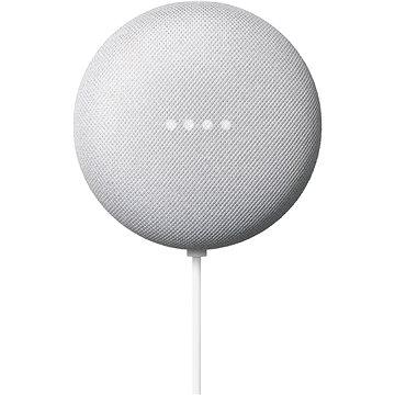 Google Nest Mini 2. generácie Chalk - Hlasový asistent