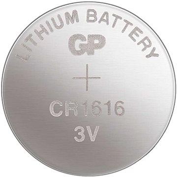 GP Lítiová gombíková batéria GP CR1616 - Gombíkové batérie
