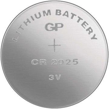 GP Lítiová gombíková batéria GP CR2025 - Gombíkové batérie
