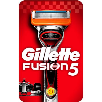 GILLETTE Fusion Power + hlavica 1 ks - Holiaci strojček