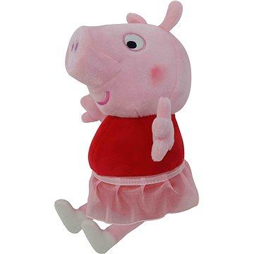Peppa Pig – plyšová Peppa balerína 25 cm - Plyšová hračka