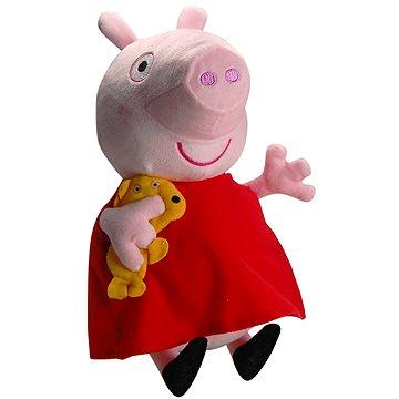 Peppa Pig - plyšová Peppa s kamarátom 35,5cm - Plyšová hračka