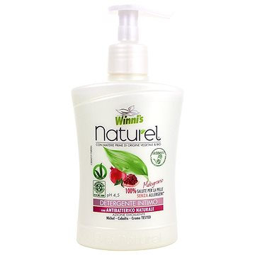 WINNI'S Naturel Sapone Intimo Melograno 250 ml - Intímny gél