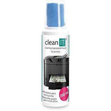 CLEAN IT čistiaci roztok na plasty EXTREME s utierkou, 250 ml - Čistiaci prostriedok