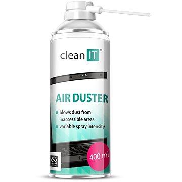 CLEAN IT Stlačený plyn 400 ml - Stlačený plyn