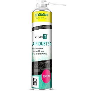 CLEAN IT Stlačený plyn 600 ml - Stlačený plyn