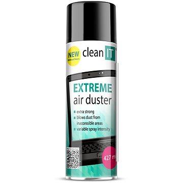 CLEAN IT CL-136 EXTREME stlačený plyn 500 g - Ekologický čistiaci prostriedok