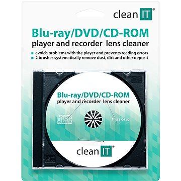 CLEAN IT Brushes - čistiace CD / DVD - Čistiaci prostriedok