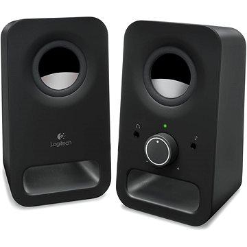 Logitech Speakers Z150 čierne - Reproduktory