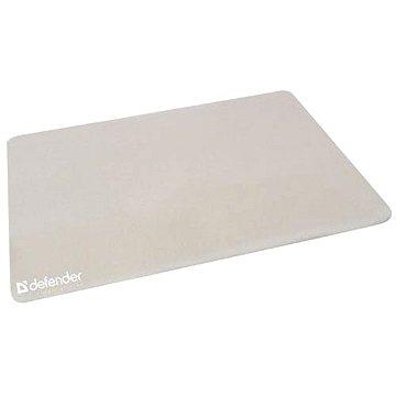 Defender Notebook Microfiber sivá - Podložka pod myš