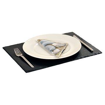 Kesper Bridlicová doska na servírovanie jedla obdĺžnik 40 × 30 cm - Podnos