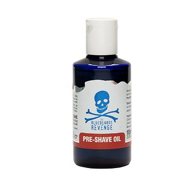 BLUEBEARDS REVENGE Pre Shave Oil 100 ml - Olej na fúzy