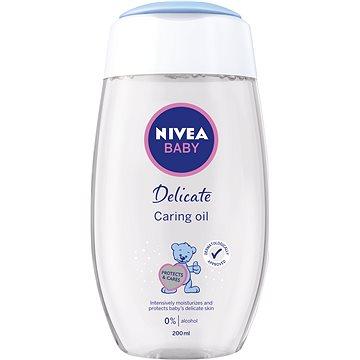 NIVEA BABY Caring Oil 200 ml - Detský olej