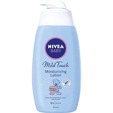 NIVEA BABY Moisturizing Lotion 500 ml - Detské telové mlieko