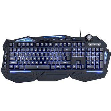 C-TECH Scorpia V2 - Herná klávesnica