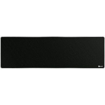 C-TECH MP-01XL čierna - Podložka pod myš