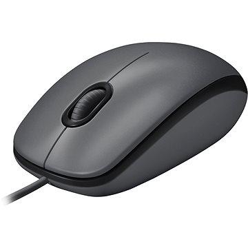 Logitech Mouse M100 sivá - Myš