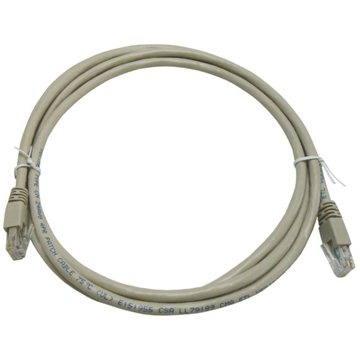 Datacom CAT5E UTP sivý 2 m - Sieťový kábel