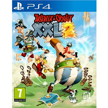 Asterix and Obelix XXL 2 – PS4 - Hra na konzolu