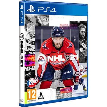 NHL 21 – PS4 - Hra na konzolu
