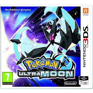 Pokémon Ultra Moon – Nintendo 3DS - Hra na konzolu
