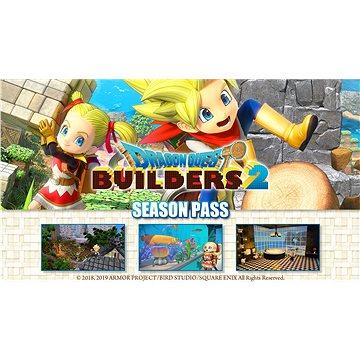 Dragon Quest Builders 2 – Season Pass – Nintendo Switch Digital - Herný doplnok