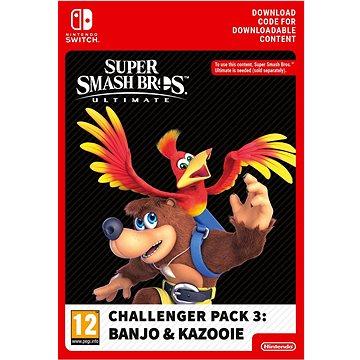 Super Smash Bros. Ultimate: Challenger Pack 3: Banjo & Kazooie (DLC) – Nintendo Switch Digital - Herný doplnok