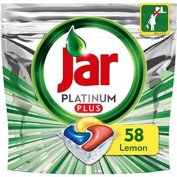 JAR Platinum Plus Yellow 58 ks - Tablety do umývačky