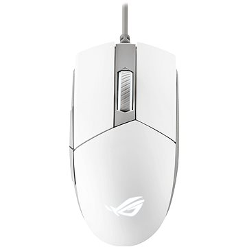 ASUS ROG STRIX IMPACT II Moonlight White - Herná myš