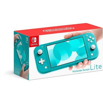 Nintendo Switch Lite – Turquoise - Herná konzola