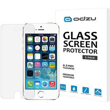 Odzu Glass Screen Protector pre iPhone 5S / SE - Ochranné sklo