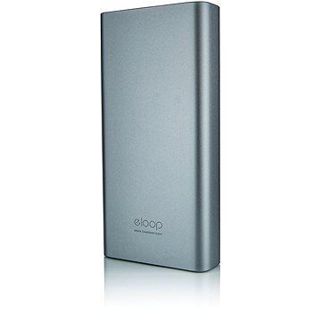 Eloop E37 22000 mAh Quick Charge 3.0+ PD Grey - Powerbank