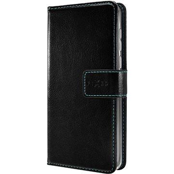 FIXED Opus pre Samsung Galaxy A21s čierne - Puzdro na mobil