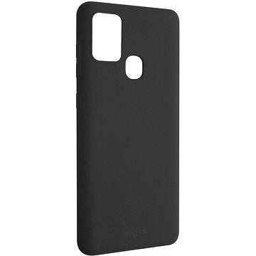 FIXED Story pre Samsung Galaxy A21s čierny - Kryt na mobil