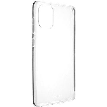 FIXED pre Samsung Galaxy A71 číre - Kryt na mobil